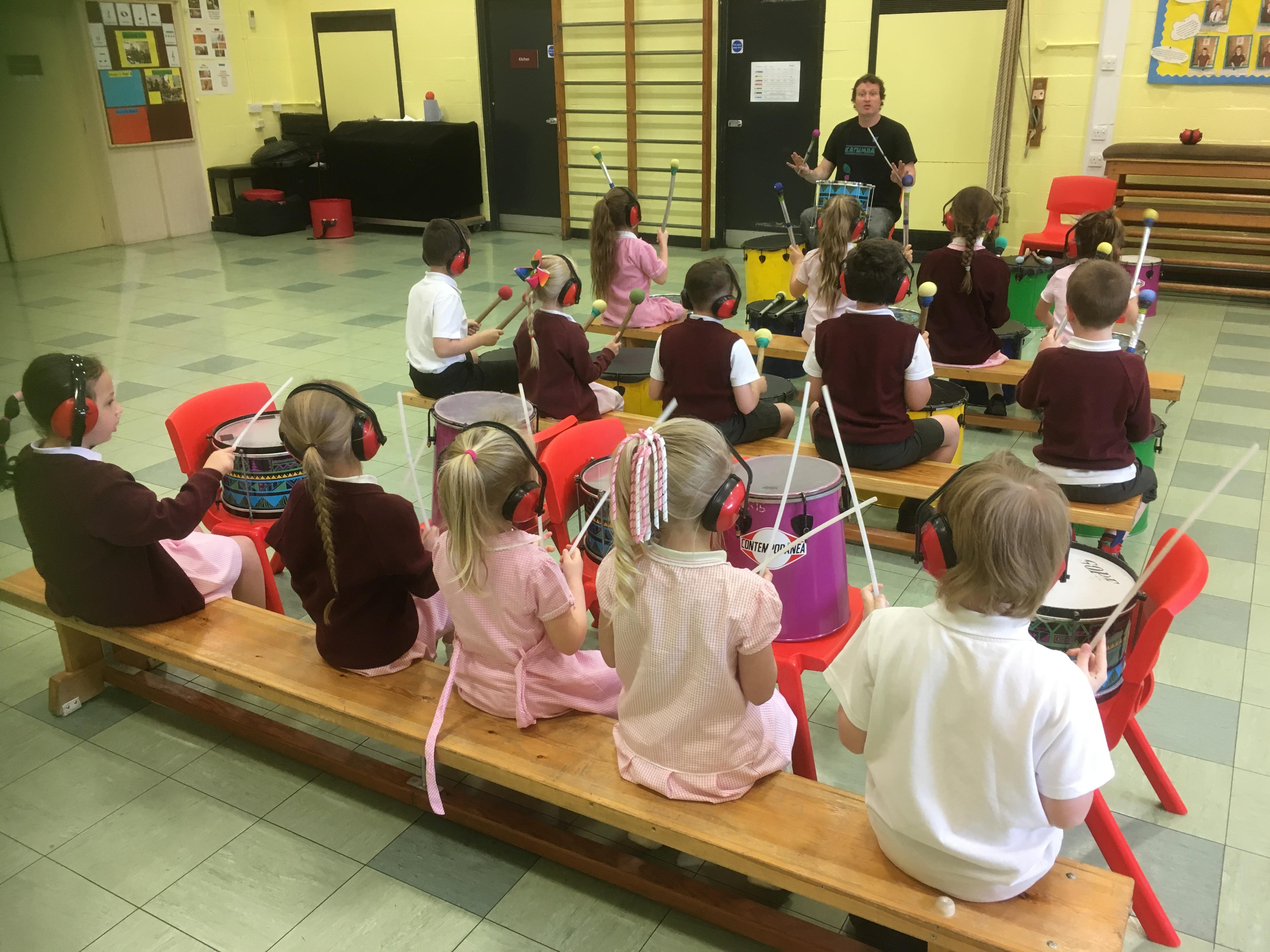 Katumba Schools Workshops
