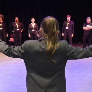 English National Opera - school Takeover Days